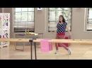 Виолетта 3 - Фран репетирует танец Aprendi a Decir Adios - серия 17
