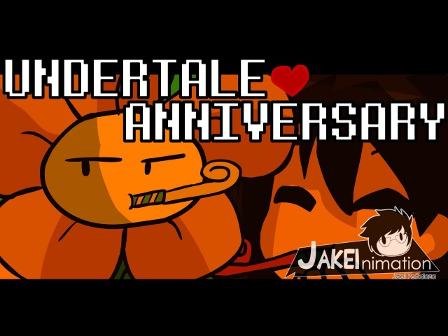 [SPOILERS] Happy Birthday UNDERTALE!! [By Jakei ]