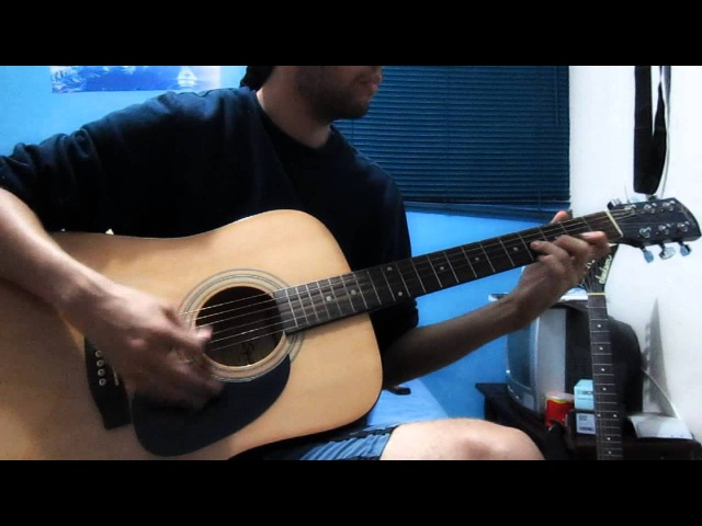 The Call of Ktulu - Acoustic guitar cover (Metallica)