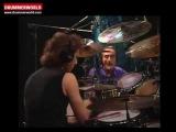 Dave Weckl - Walfredo Reyes Sr. Funk Rock Demo