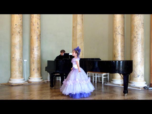 Вероника Андрейченко, II тур конкурса Образцовой
