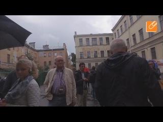 Видеоэкскурсия Льва Лурье по Ленинграду Довлатова