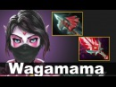 Wagamama WTF with Range Templar Assassin 6.87 Dota 2
