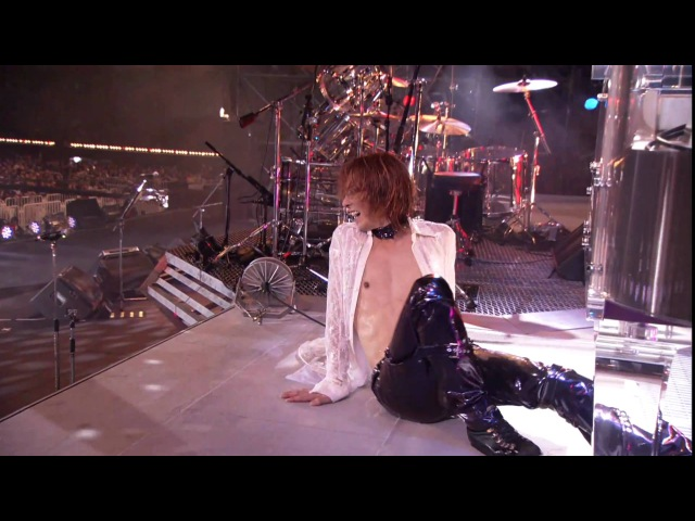 Ending (HD) - 13/12 2010.08.15 X JAPAN WORLD TOUR Live in YOKOHAMA