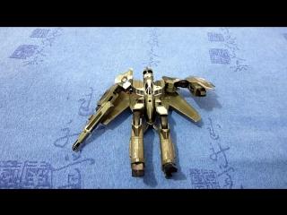 Игрушка робот Трансформер Unpack Transformer XBot 8 (20cm) Unboxing Ru