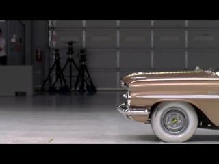 Безопасность современных автомобилей намного повысилась. Краш-тест Chevrolet Bel Air 1959 г.в. и Chevrolet Malibu 2009 г.в.