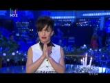 Юля Волкова - Поздравление (Новогодний концерт, Муз-ТВ, 1.12.2015)