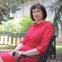 Анкета Ольга Бочарникова