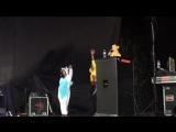 Лорен и Дайна на сцене | 7/27 Tour | Конкорд, штат Нью-Гэмпшир, США (10/09/16).