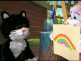 Guess with Jess [Загадки Джесса] 2 When will my coloured stripes come back CARTOONS in ENGLISH for KIDS [МУЛЬТФИЛЬМ на английско