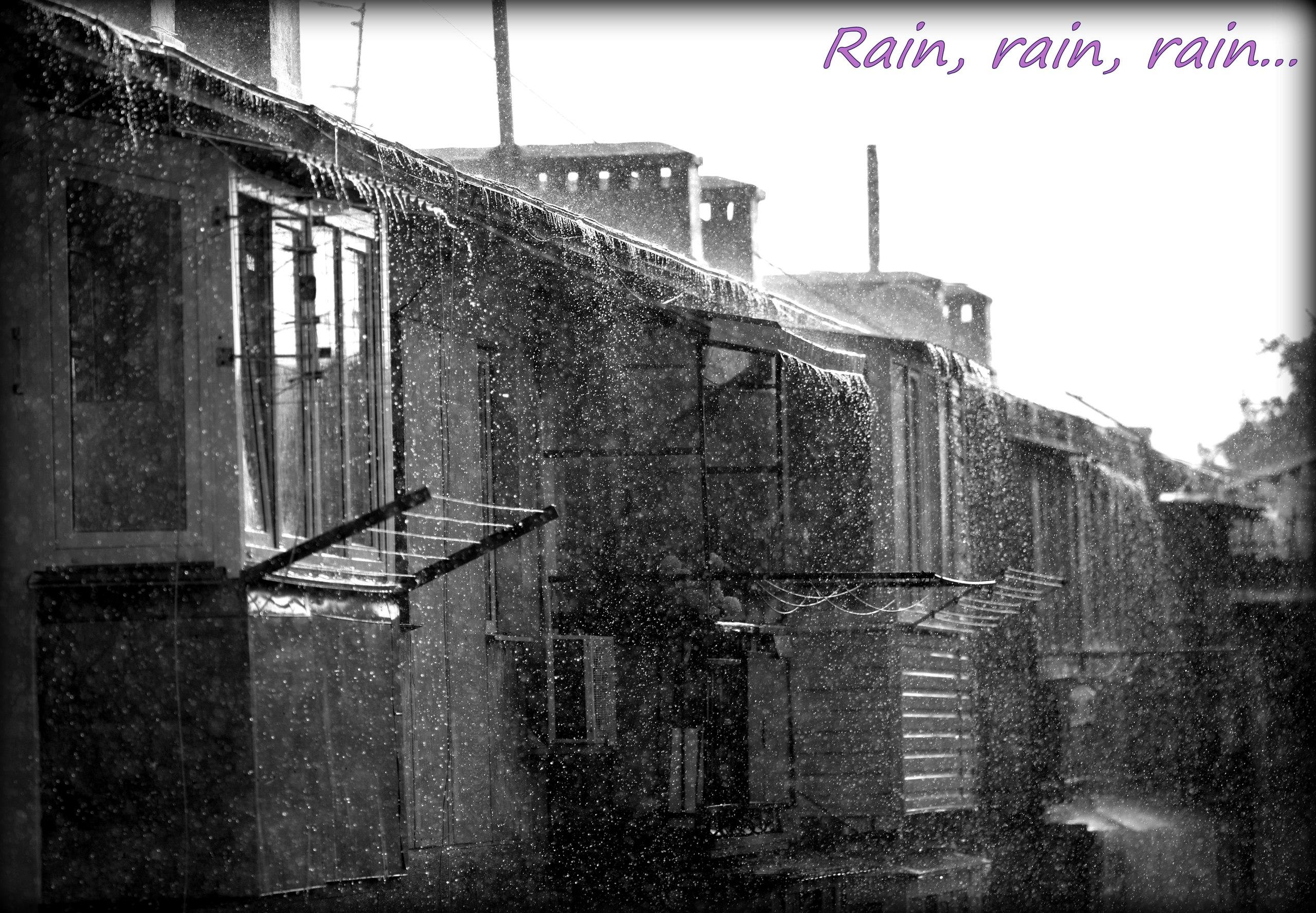 дождь Севастополь июнь 2016
