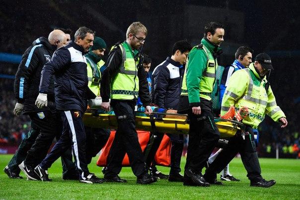 Эурелио гомес получил серьезную травму