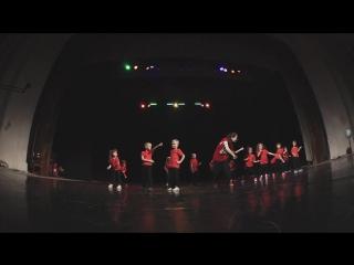 Дети хип хоп 5 - 6 лет _ Нигерия _ Отчётный концерт Good Foot Орёл и Решка