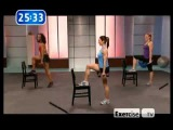 Pauline Nordin, The Butt Bible - Lower Body 3 (Exercise TV)