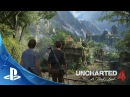 UNCHARTED 4 A Thief's End 5 10 2016 Story Trailer PS4