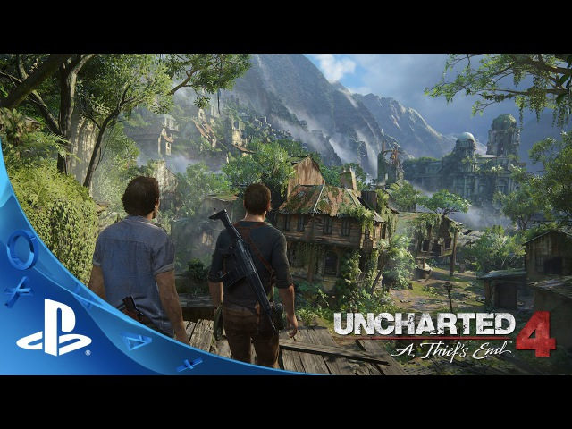 UNCHARTED 4: A Thief's End (5/10/2016) - Story Trailer | PS4