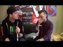 Bullet For My Valentine Interview With Matt Tuck @ South Park 11.6.2016