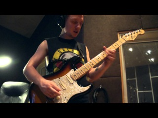 Гитарное теплое звучание c Finist amp. RocknRoller и Hiwatt 4x12 cab (исполняет Влад Аксёнов)