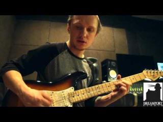 Гитарное теплое звучание с Finist amp. Roadbooster и кабинетом Ampeg B15R (исполняет Влад Аксёнов)