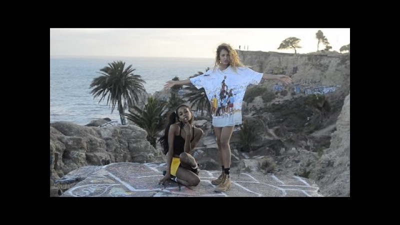 Tommy Genesis Hair Like Water Wavy Like The Sea feat Abra Music Video