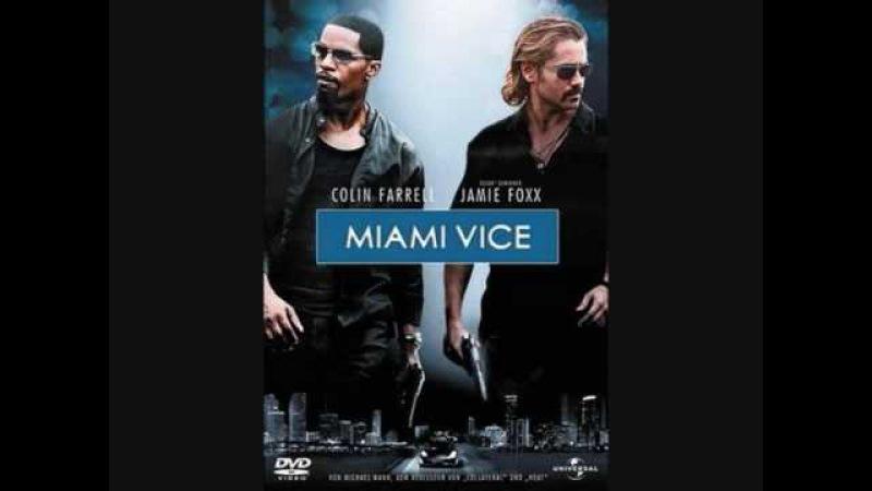 Manzanita - Arranca (Miami Vice Soundtrack)
