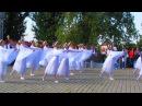 Песня Журавли Сводный 5тыс хор на Соколовой горе Саратов 11 09 2014 3