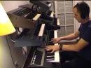 DX5 playing Depeche Mode Heaven (bare version)