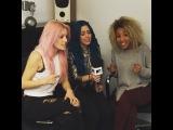"""MTV Spain on Instagram: """"Acabamos de estar con las chicas de @swtcaliforniaoficial. Pronto #EntrvistaMTV en www.mtv.es ?????"""""""