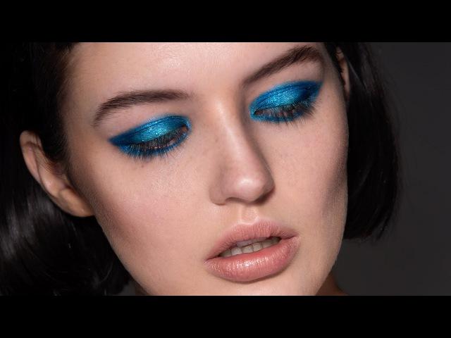 Professional skin retouching photoshop tutorial - @anitasadowska