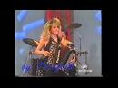Collage per fisa eseguita da BARBARA LUCCHI e MASSIMO VENTURI allo show di RENZO E LUANA Attenti a quei due del 07 marzo 1994