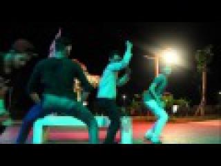 Funny Dance Hussein Aljasmi - Boshret Kheir حسين الجسمي - بشرة خير