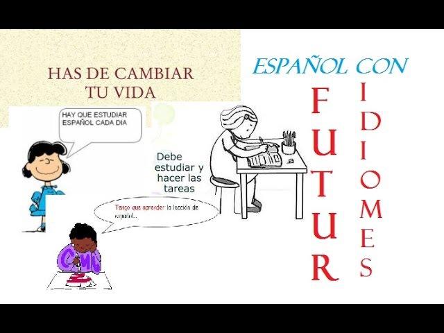 Испанский язык. Урок 54. Конструкции долженствования: tener que, deber, hay que, haber de.
