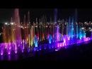 Театр Фонтанов Сочи Парка представил новое аква-шоу «Феникс». часть 2