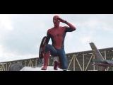 "CAPTAIN AMERICA: CIVIL WAR - [HD] TV Spot ""Big Fan"" (Spider-Man)"