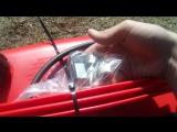 обзор топливного бака лодочного мотора