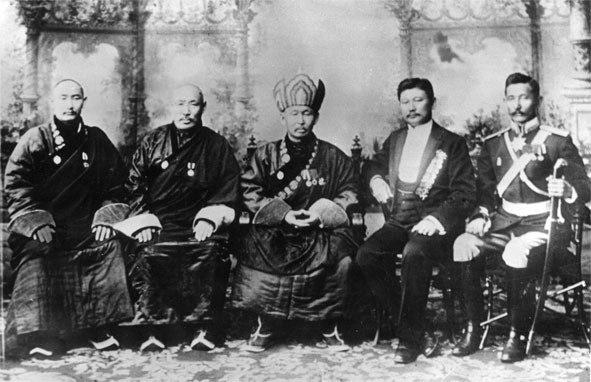Казаки и буддизм