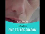 Сленг в кино: Five o'clock shadow (