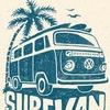 SURFVAN Weekend, 06-7.08