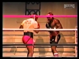 Mike Tyson vs Oliver McCall - Greatest Sparring Ever 1987 Sept 9 part 1