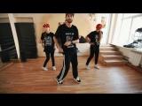 Хип-хоп танцы – школа - Урок 13 - Хореография от Артура Панишева (1)