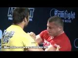 Армфайт. Андрей Пушкарь vs Девон Ларратт
