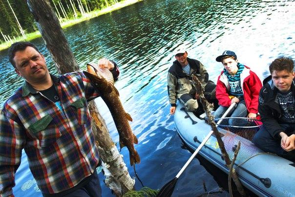 """""""Заветное"""" - база отдыха с рыбалкой в Карелии."""