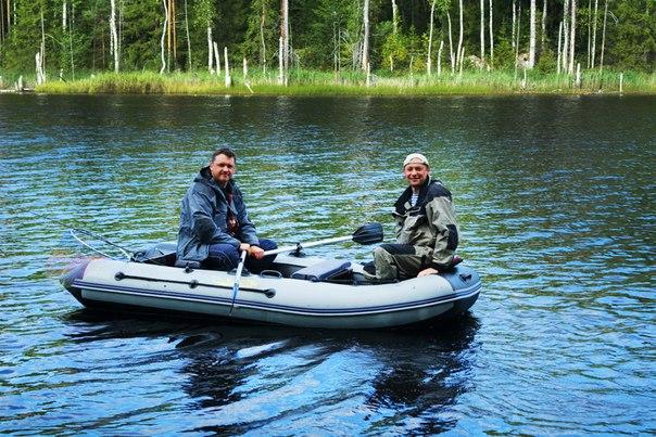 """""""Заветное"""" - лучшая база отдыха для рыбалки летом в Ленинградской области"""