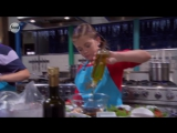 На куски: детское состязание, 1 сезон, 7 эп. Кулинарные эльфы