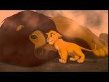 Отрывок из Мультфильма «Король Лев» - Все мы плакали на этом моменте...