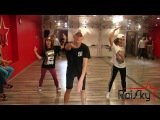 Пассажир - BoValigura &amp Yardie by Alena Elina - RaiSky Dance Studio