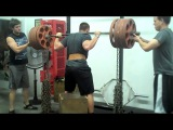 Top 10 Vertical Drills #2 High Box Squat Overtime Athletes