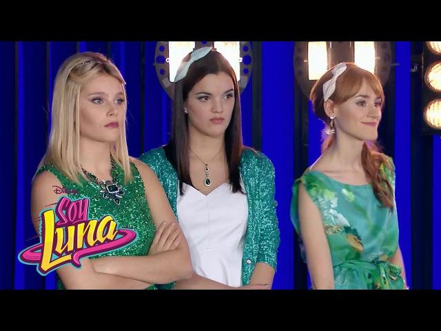 Las chicas y los chicos cantan Valiente | Momento Musical (con letra) | Soy Luna
