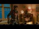 Человек-муравей - веселые съёмки