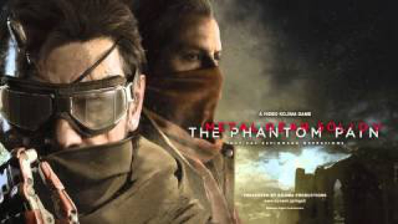 Nuclear (Unused Game Version) - Metal Gear Solid V The Phantom Pain